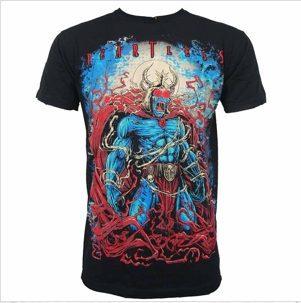 Camiseta Demonio Guerrero