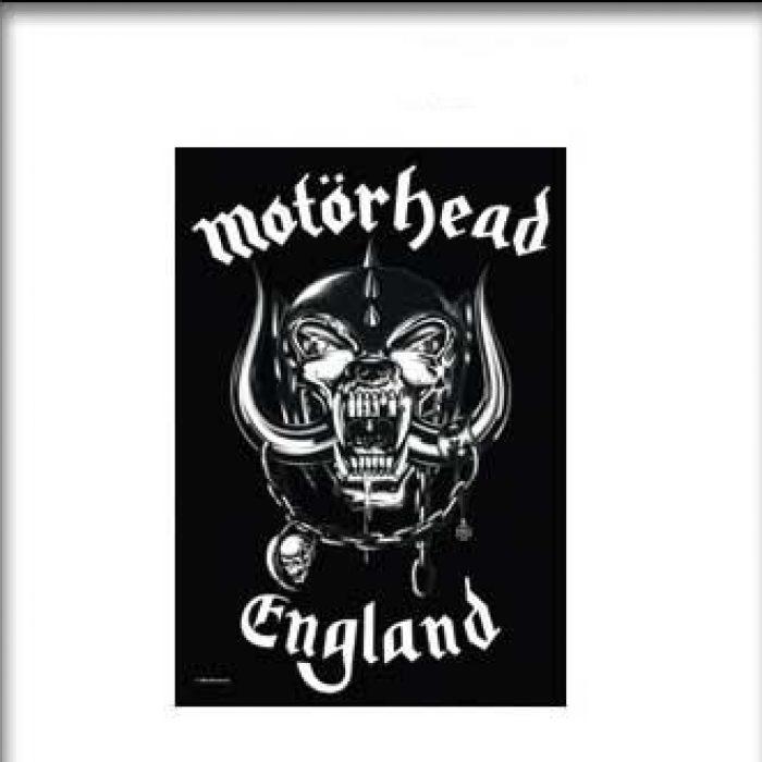 Bandera Motorhead