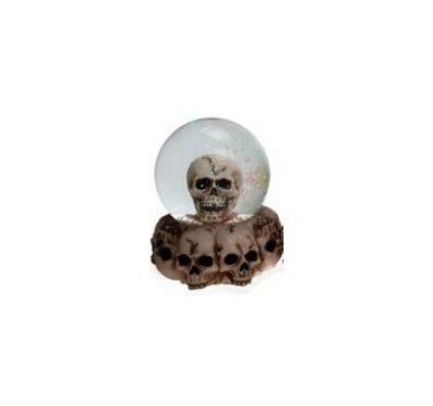 Bola de cristal skull