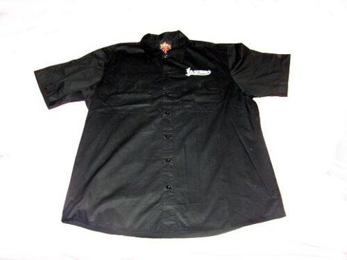 Camisa Rockabilly delante