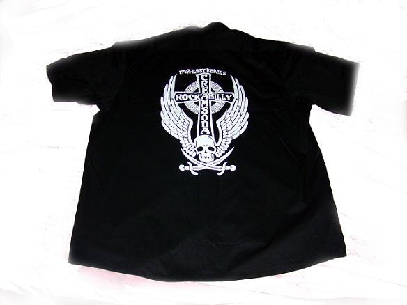 Camisa Rockabilly