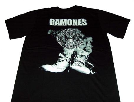 camiseta ramones anthology