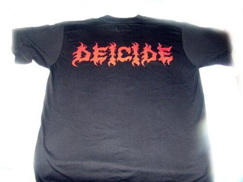 Camiseta Deicide
