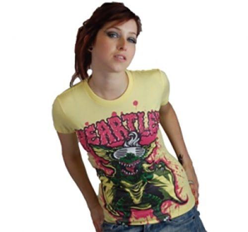 Camiseta Mujer Gremlins Flasher