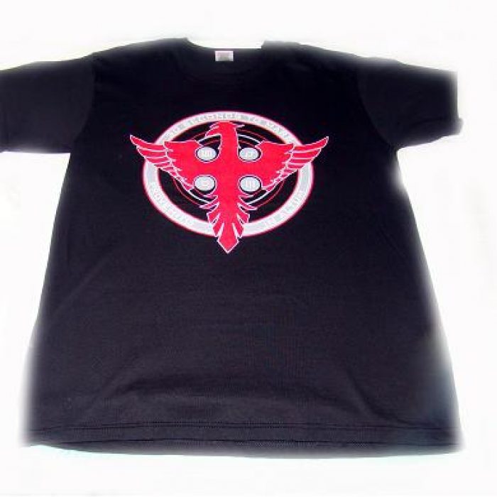 Camiseta 30 Seconds To Mars Logo