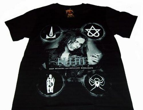 Camiseta Him Deep Shadows