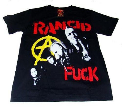 Camiseta Rancid Fuck