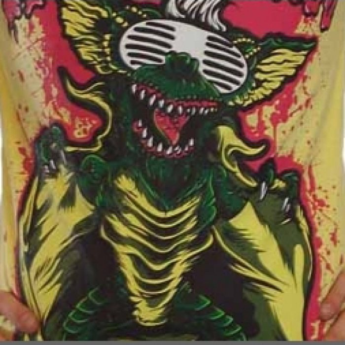 Camiseta Gremlins Stripe