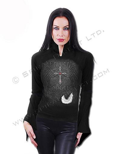 Camiseta Fallen Angel Spiral