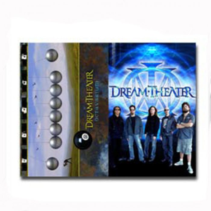 Carpeta Dream Theater