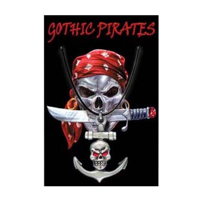 Colgante Ancla Pirata