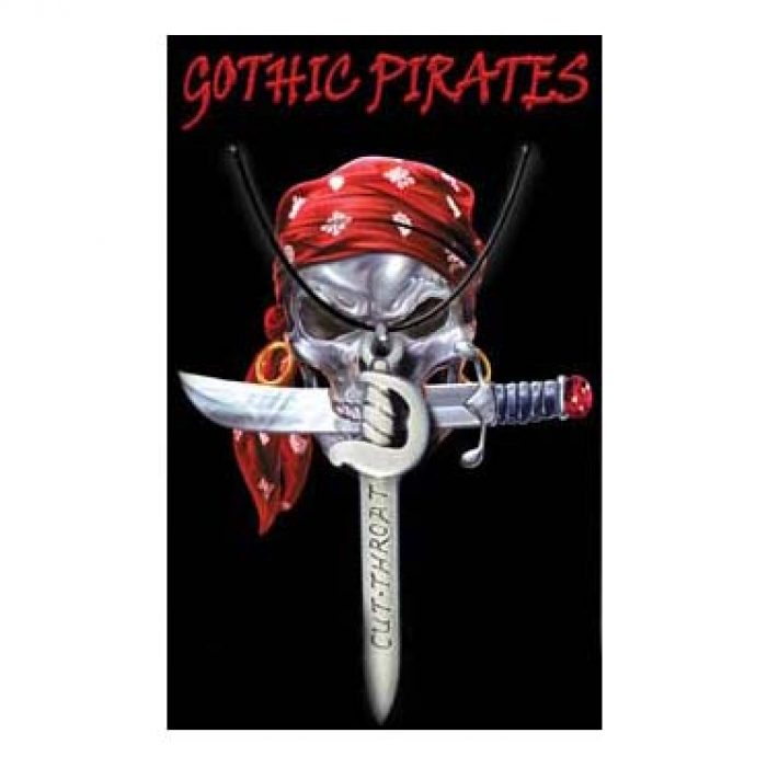 Colgante Espada Pirata