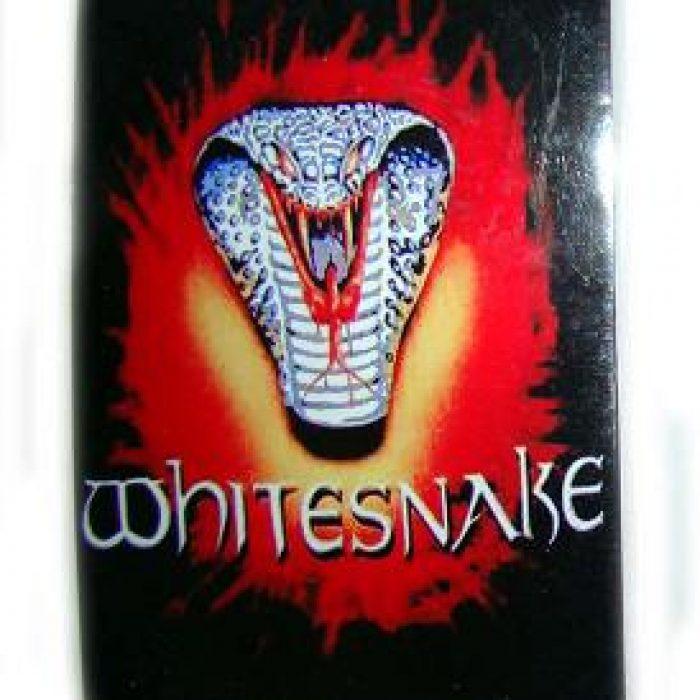 Imán Whitesnake