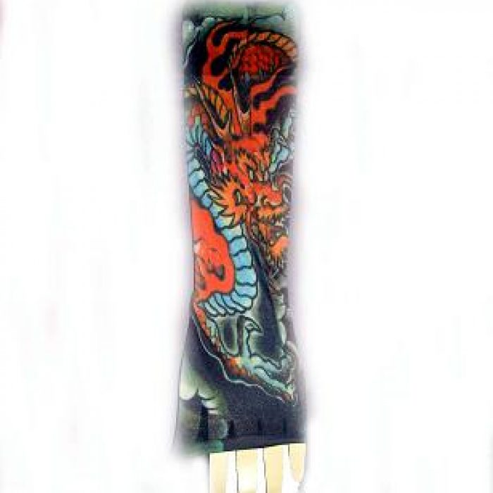 Manguitos Tattoo 2