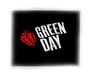 Muñequera Green Day