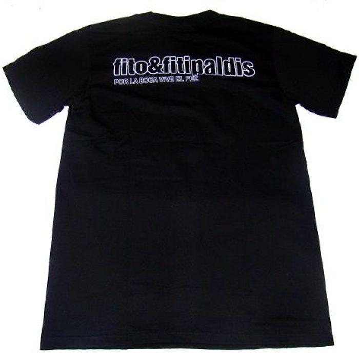Camiseta Fito y Fitipaldis