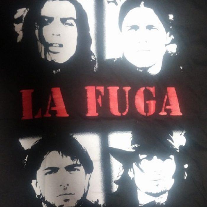 Camiseta La Fuga