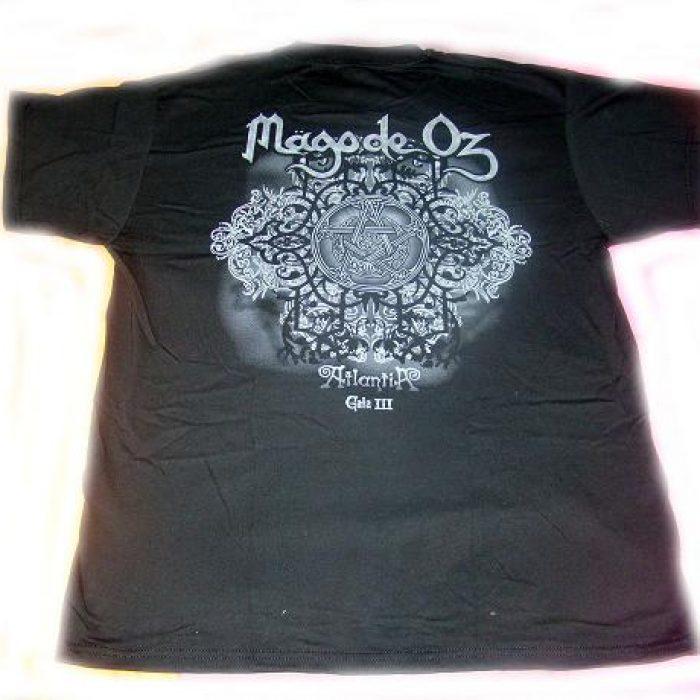 Camiseta Mago de Oz Atlantia