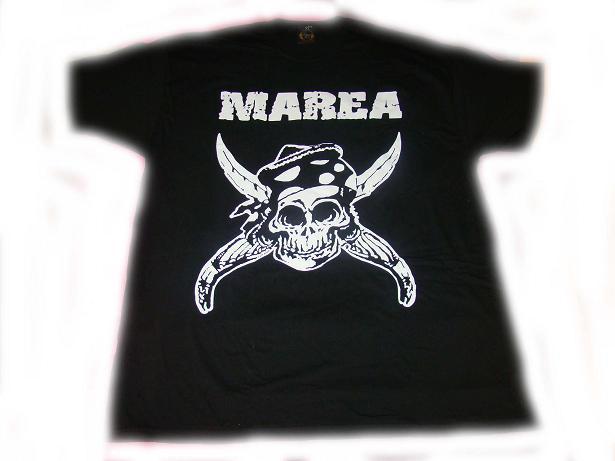 camiseta marea