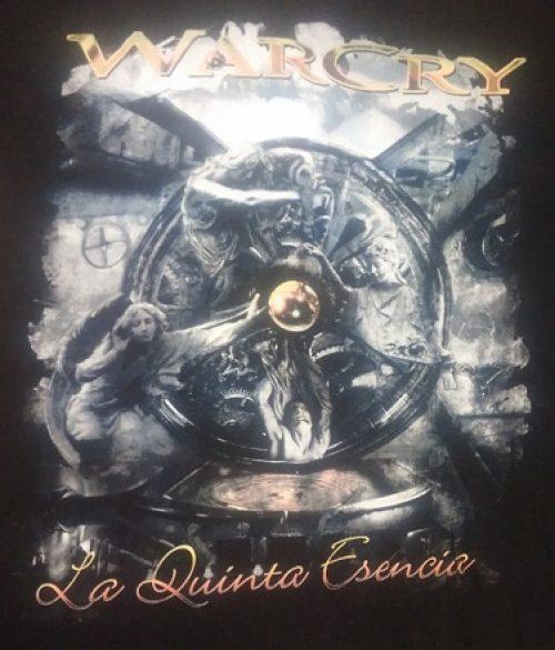 Camiseta Warcry La Quinta Esencia
