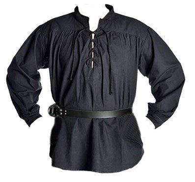 Camisa Pirata Medieva