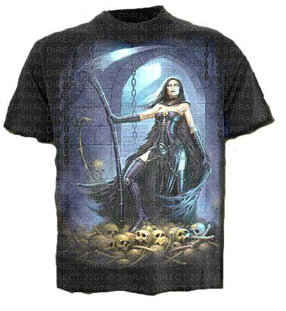 Camiseta Spiral La Muerte