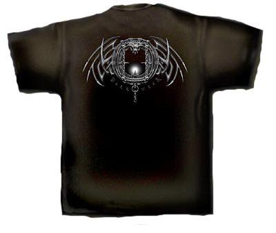 Camiseta Spiral La Muerte detrás