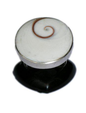 Anillo Plata Ojo Shiva
