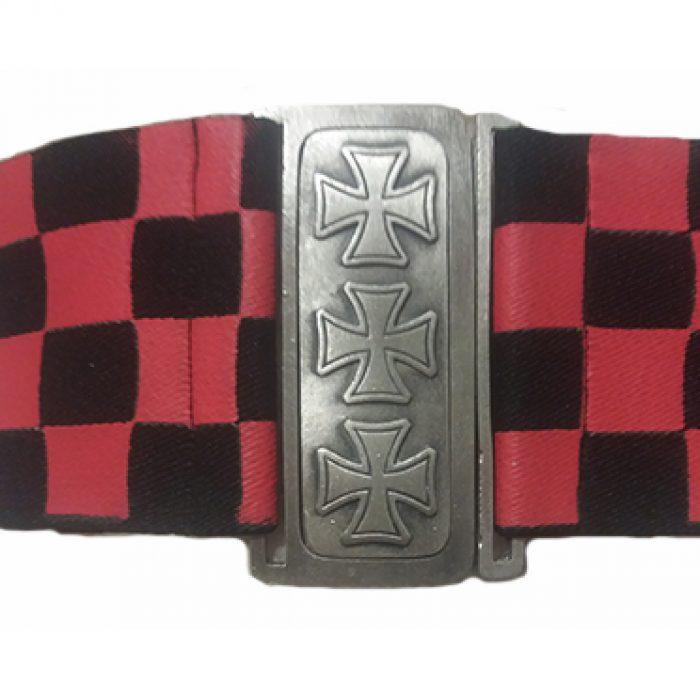Cincher Ska Rojo Negro