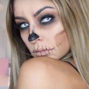 maquillaje-fácil-smokey-skull
